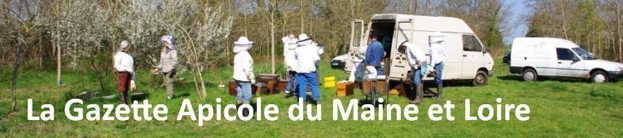 La Gazette Apicole du Maine-et-Loire